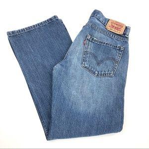 Levis' 569 Loose Straight Leg Medium wash Jeans